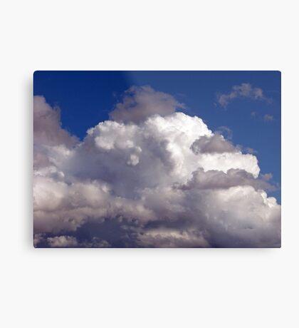 Harry Potter Clouds Metal Print