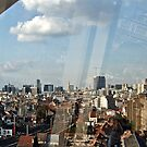 Brussels Through Glass by Amy Dokken
