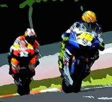 Valentino Rossi by ilmagatPSCS2