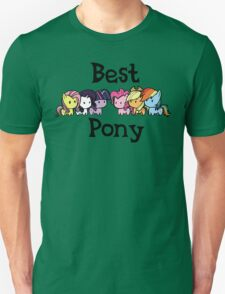 best pony T-Shirt