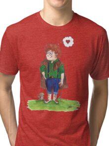 Hobbitlove Tri-blend T-Shirt