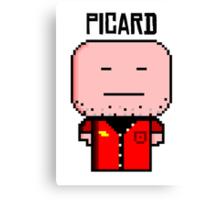 Pixel Picard Canvas Print
