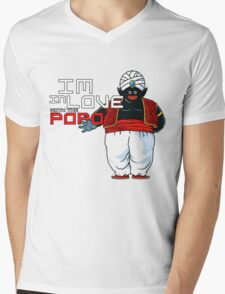 I'm in love with the Popo Mens V-Neck T-Shirt