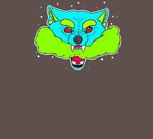 Psychedelic Smoke Wolf Unisex T-Shirt