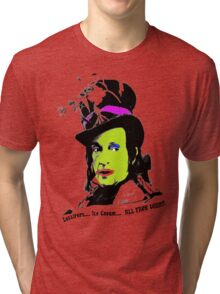 Child Catcher Tri-blend T-Shirt
