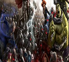 Avengers 2  by Dominican646