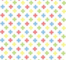 Not Quite Polka dots by Jiboto