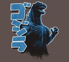 Godzilla Blue by leea1968