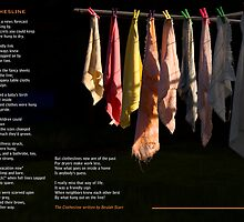 The Clothesline by J Harland