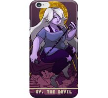 Tarot of the Universe - The Devil iPhone Case/Skin