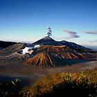 MT. BROMO - EAST JAVA by Michael Sheridan