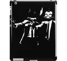 Ratchet and Clank Pulp Fiction iPad Case/Skin