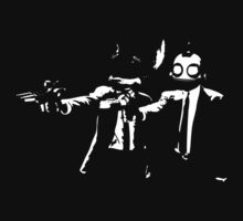 Ratchet and Clank Pulp Fiction Kids Clothes