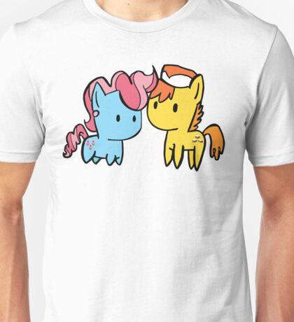 mr. and ms. cake Unisex T-Shirt
