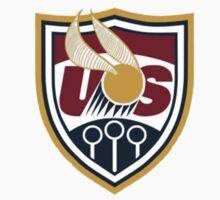 USQ Logo - United States Quidditch  by laurenmoe
