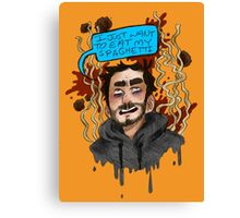 SPA-ghetti Canvas Print