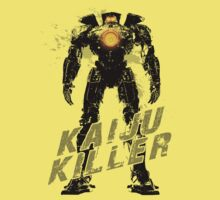 Kaiju Killer Darkness Kids Clothes