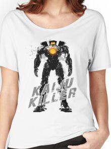 Kaiju Killer Darkness Women's Relaxed Fit T-Shirt