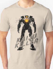 Kaiju Killer Darkness Unisex T-Shirt