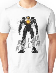 Kaiju Killer Darkness Unisex T-Shirt