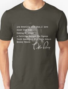 Alan's Ideas T-Shirt