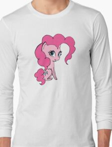 pinkie pie Long Sleeve T-Shirt