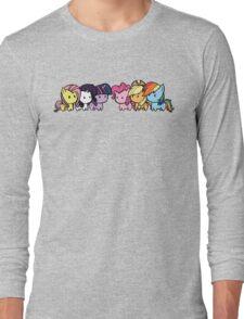 pony group Long Sleeve T-Shirt