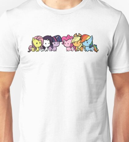pony group Unisex T-Shirt