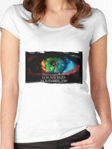 Blade Runner Eye Women's Fitted Scoop T-Shirt