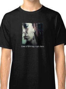 Zora Hard Copy Classic T-Shirt