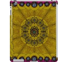 Yin and Yang in pattern and landscape style iPad Case/Skin