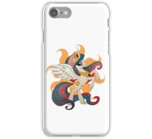 princess celestia iPhone Case/Skin