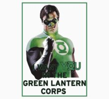 I Want You in the Green Lantern Corps  by guidorny