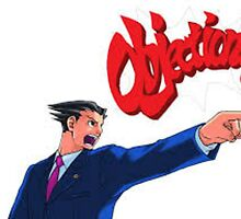 Objection! Ace Attorney Law by ekimprox