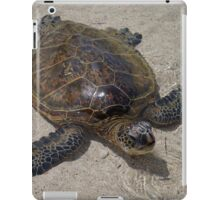 Honu Swimming iPad Case/Skin
