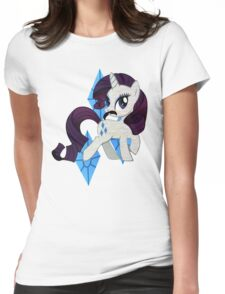 rarity Womens Fitted T-Shirt