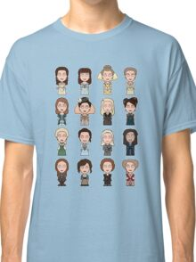 Ladies of The Musketeers (shirt) Classic T-Shirt