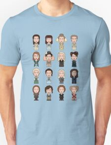 Ladies of The Musketeers (shirt) Unisex T-Shirt