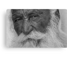 Naxos portrait Canvas Print