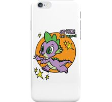 spike the dragon iPhone Case/Skin
