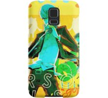 Persona musical poster Samsung Galaxy Case/Skin