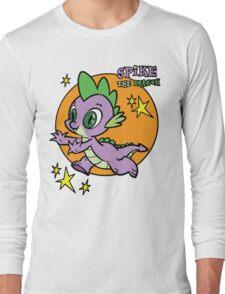 spike the dragon Long Sleeve T-Shirt