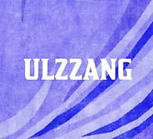 ULZZANG - BLUE by Kpop Seoul Shop