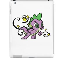 spike the dragon iPad Case/Skin
