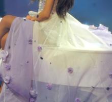 Ariana Grande at the Honeymoon Tour Sticker