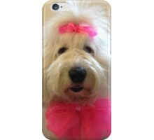 RACE FOR LIFE BOOTS iPhone Case/Skin