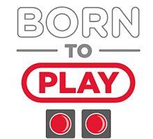 Born to Play by Jenik