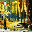 November — Buy Now Link - www.etsy.com/listing/185550892 by Leonid  Afremov