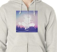 Remembrance Zipped Hoodie