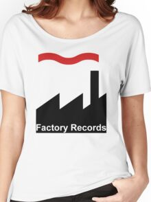 Factory Women's Relaxed Fit T-Shirt